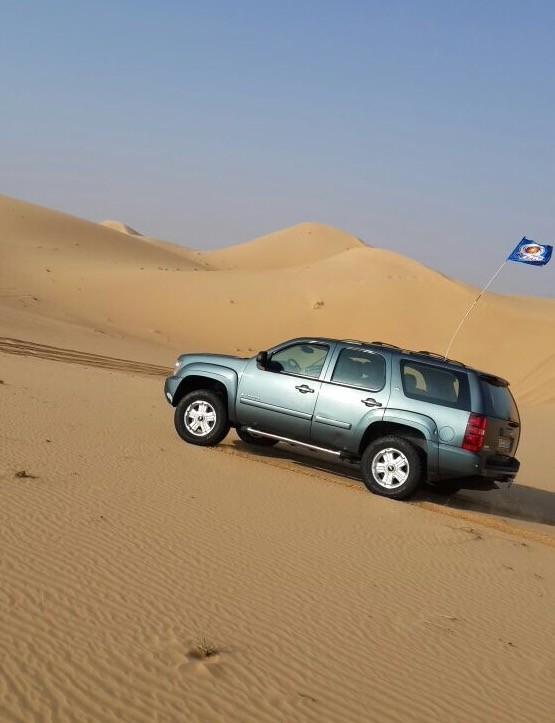 Summer drive in Faqa